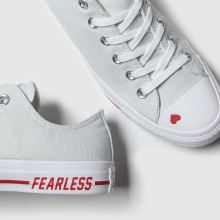 Converse Love Canvas Ox 1