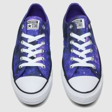 Converse all star miss galaxy ox 1