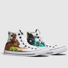 Converse All Star Hi Scooby Vs Villains 1