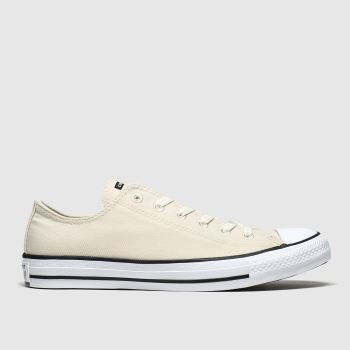 Converse Natural All Star Renew Ox Womens Trainers