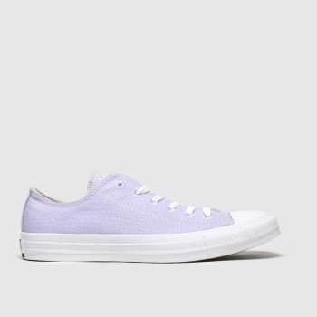 Converse Lilac Renew Ox Womens Trainers