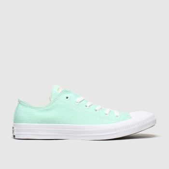 Converse Light Green Renew Ox Womens Trainers