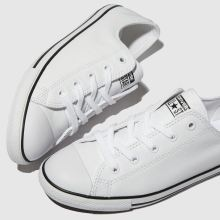 Converse all star dainty leather 1