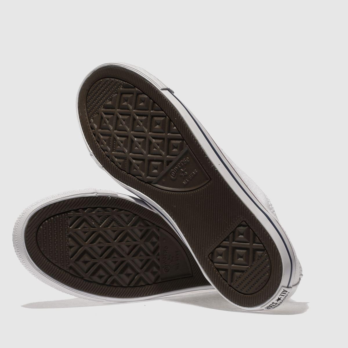 Damen Dainty Weiß converse All Star Dainty Damen Canvas Sneaker | schuh Gute Qualität beliebte Schuhe 58fb7e