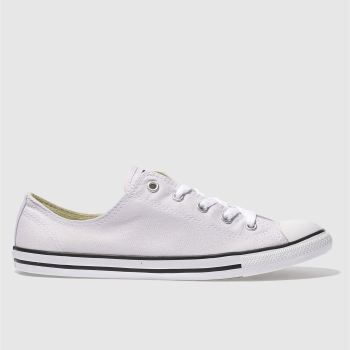 CONVERSE LILAC ALL STAR DAINTY TRAINERS