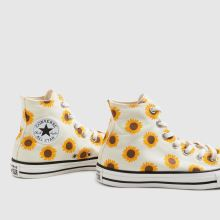 Converse Sunflower Hi 1