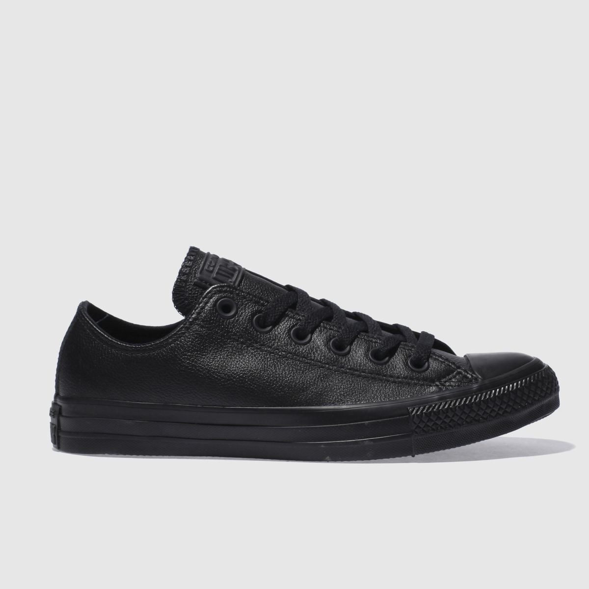 Black Converse School Shoes