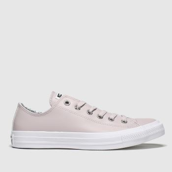 Converse Pale Pink Precious Metals Ox c2namevalue::Womens Trainers