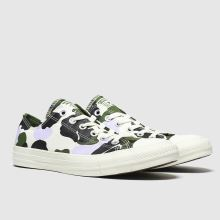 Converse Archive Print Ox 1