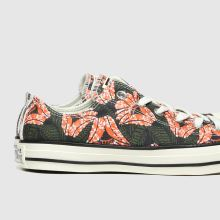 Converse All Star Sunblocked Ox 1