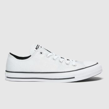 Converse Silver Ox Industrial Glam Womens Trainers