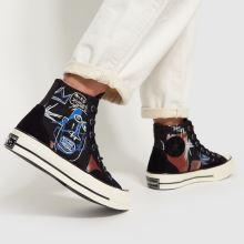 Converse Basquiat Chuck 70 Hi,2 of 4