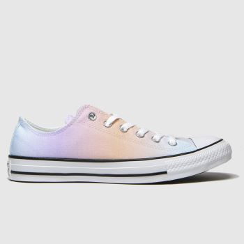 Converse Multi All Star Summer Getaway Ox Womens Trainers