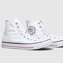Converse All Star Hi Dalmatian 1