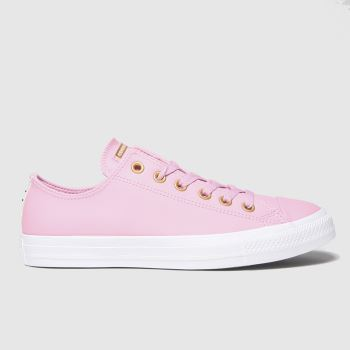 Converse Pale Pink Ox Womens Trainers