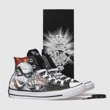 Converse all star hi harley quinn 1