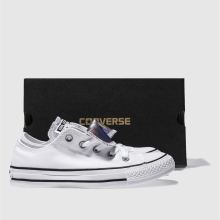 Converse double tongue iridescent 1