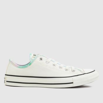 Converse Stone Star Summer Fest Ox Womens Trainers