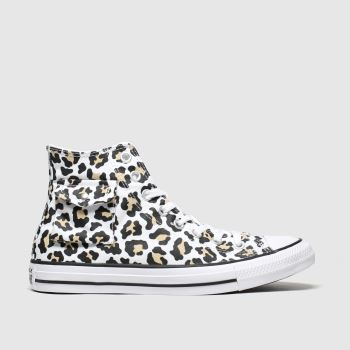 Converse White & Beige Hi Pocket c2namevalue::Womens Trainers