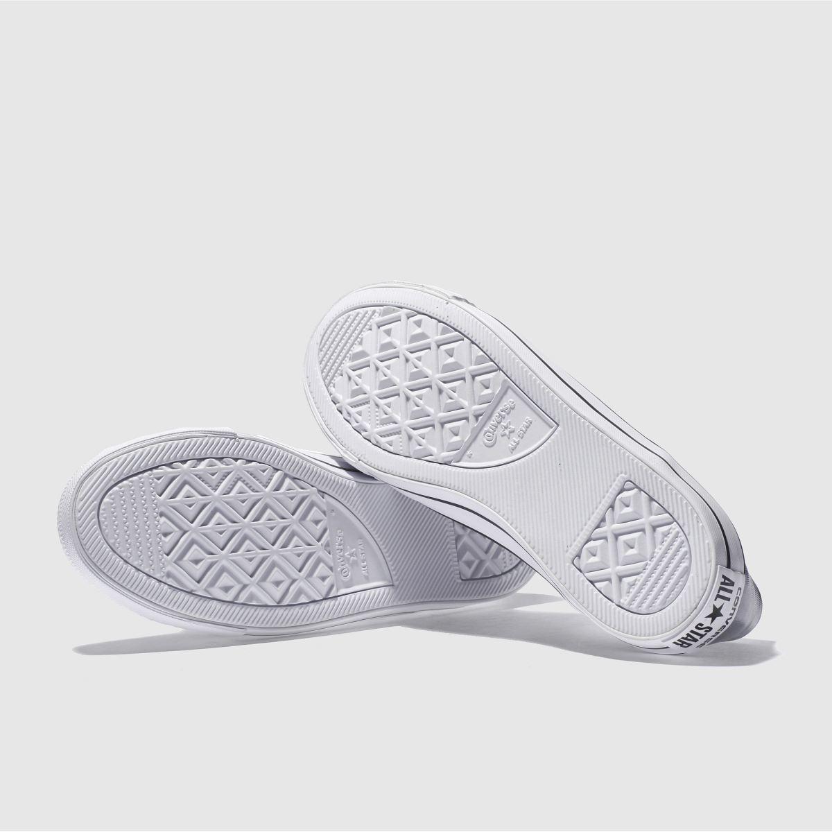 Damen Silber converse Coral Iridescent Ox Sneaker | Schuhe schuh Gute Qualität beliebte Schuhe | 1e6392