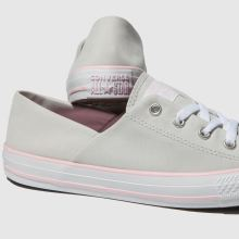 Converse All Star Peach Canvas Coral 1