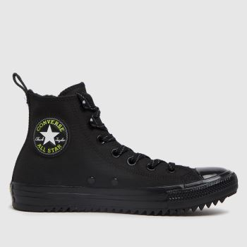 Converse Black Mountain Hiker Hi Womens Trainers