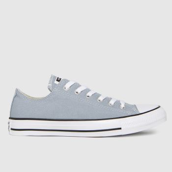 Converse Pale Blue Ox Womens Trainers