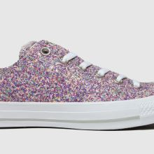 Converse all star glitter ox 1