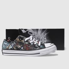 Converse all star batgirl ox 1
