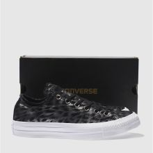 Converse all star foil suede ox 1