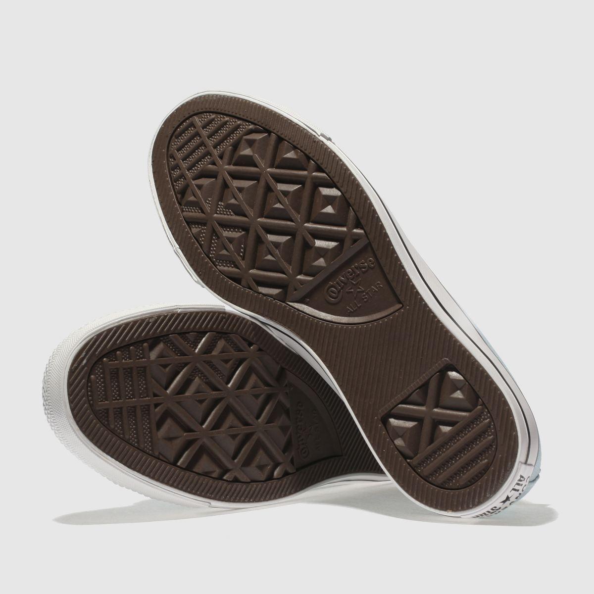 Damen Hellblau converse All Star schuh Canvas Ox Sneaker   schuh Star Gute Qualität beliebte Schuhe 14795d