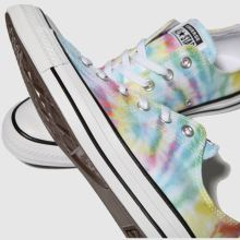 Converse all star tie dye ox 1