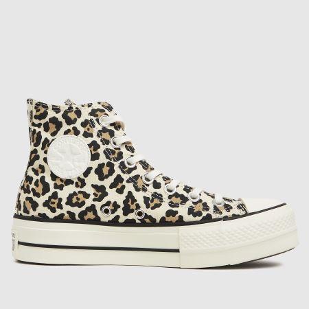 Converse Leopard Print Lift Hititle=