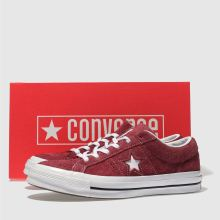 Converse one star suede ox 1