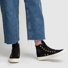 Converse all star hi frilly thrills 1