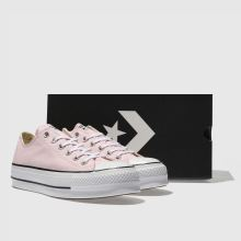 Converse ox lift platform canvas 1