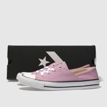 Converse all star coral canvas ox 1