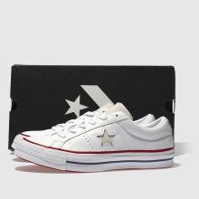 Converse one star leather ox 1