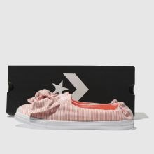 Converse all star stripe knot slip 1