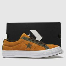 Converse one star ox suede 1