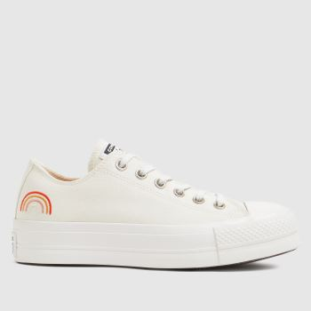 Converse Stone Lift Ox Womens Trainers