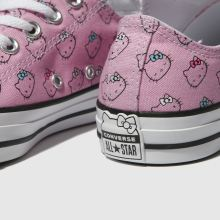 Converse all star hello kitty ox 1