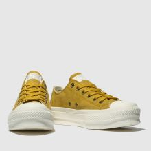 Converse all star clean lift platform 1
