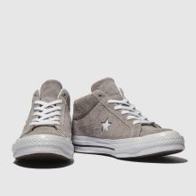 Converse one star mid suede 1