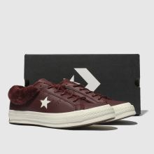 Converse one star shearling 1