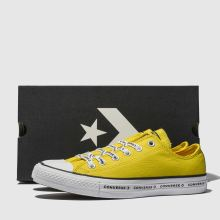 Converse All Star Ox Logo Laces Leather 1