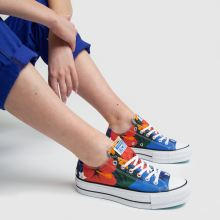 Converse all star lift ox 1