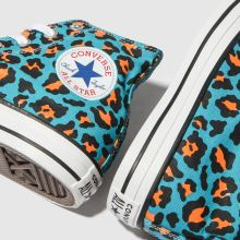 Converse All Star Courtside Animal Hi 1