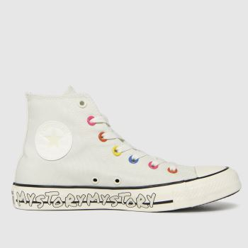 Converse Multi My Story Hi Womens Trainers