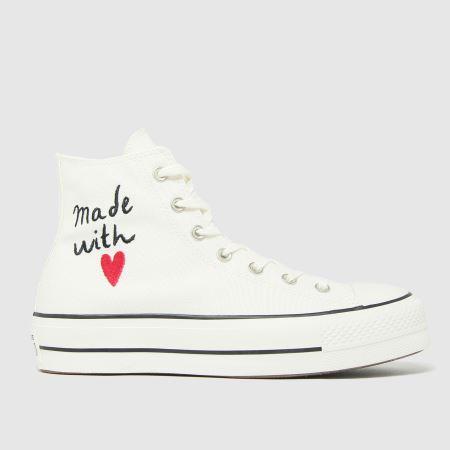 Converse Lift Hi Love Threadtitle=